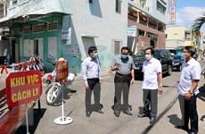 Bình Thuận kiểm tra công tác phòng chống dịch tại các khu vực cách ly