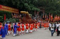 Giỗ Tổ Hùng Vương năm 2020 cắt giảm một số nghi lễ do dịch bệnh