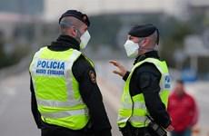 Tây Ban Nha mạnh tay trấn áp những người vi phạm lệnh giới nghiêm