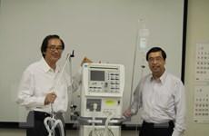 Công ty Metran hỗ trợ sản xuất 15.000 máy thở cho Việt Nam