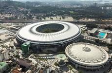 Brazil xây bệnh viện dã chiến trong khuôn viên sân Maracana