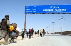 Pakistan tạm mở hai cửa khẩu lớn tại biên giới với Afghanistan