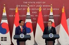 Hàn Quốc và Indonesia nhất trí ký kết CEPA sớm nhất có thể