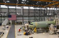 Airbus tạm ngừng hoạt động sản xuất tại các nhà máy ở Mỹ, Đức