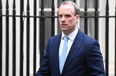 Ngoại trưởng Anh Dominic Raab tạm thời điều hành đất nước