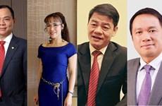 4 doanh nhân Việt Nam lọt vào danh sách tỷ phú của tạp chí Forbes