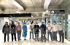 Đưa 7 công dân Việt Nam mắc kẹt tại Thái Lan do dịch bệnh về nước