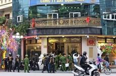 Thái Bình khởi tố nữ doanh nhân bất động sản đánh người