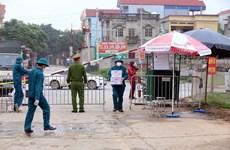 Cần nâng cao hiệu quả các chốt phòng chống dịch COVID-19 tại Hà Nội