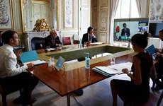 Nhóm G7 thống nhất lập trường về WHO và mở cửa trở lại nền kinh tế