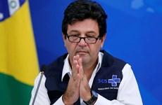 Người dân Brazil phản đối quyết định miễn nhiệm Bộ trưởng Y tế