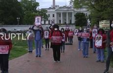 Hạ viện Mỹ thông qua gói hỗ trợ 484 tỷ USD để phòng chống COVID-19