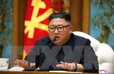 Nhà lãnh đạo Triều Tiên gửi thư động viên các công nhân xây dựng