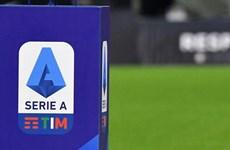 Các đội bóng Serie A bắt đầu tập luyện trở lại từ đầu tháng 5 tới