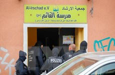 Cảnh sát Đức đột kích các hiệp hội Hồi giáo liên quan đến Hezbollah