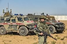 Nga, Thổ Nhĩ Kỳ tiếp tục các cuộc tuần tra chung tại Syria
