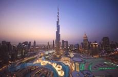 """Tòa nhà Burj Khalifa biến thành """"hộp từ thiện"""" cao nhất thế giới"""