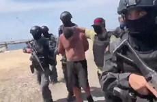 Venezuela bắt giữ các đối tượng liên quan đến âm mưu 'xâm lược'