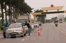 Cách ly 74 chuyên gia nước ngoài đến Bắc Ninh làm việc