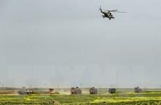 Nga, Thổ Nhĩ Kỳ duy trì hoạt động tuần tra chung ở Syria