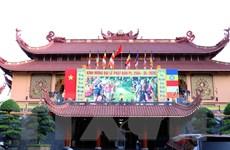 Giáo hội Phật giáo Việt Nam tổ chức trọng thể Đại lễ Phật đản