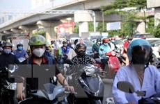 Hà Nội, TP. HCM nắng nóng, chỉ số tia UV ở mức có hại cho sức khoẻ