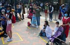 Disneyland Thượng Hải đón khách trở lại, vé hết ngay sau khi mở bán