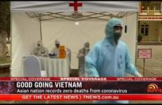 Truyền hình Australia hết lời khen ngợi Việt Nam chống dịch hiệu quả