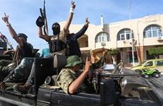 Libya: GNA kiểm soát căn cứ không quân chiến lược al-Watiya