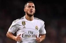 Eden Hazard háo hức quay lại tập luyện cùng Real Madrid