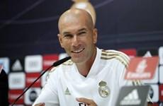 Zidane: Real Madrid sẽ trở lại với phong độ tốt nhất