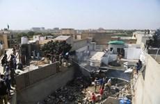 Rơi máy bay tại Pakistan: Toàn bộ hành khách đã thiệt mạng