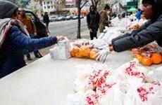 Hàng triệu người dân thành phố New York thiếu lương thực do COVID-19
