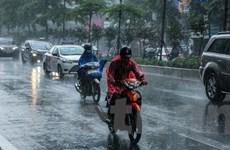 Hà Nội chuẩn bị đón mưa dông mạnh, đề phòng nguy cơ ngập úng