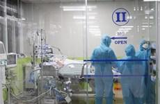 [Video] Bệnh viện Chợ Rẫy tiếp nhận bệnh nhân COVID-19 số 91