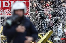 Hy Lạp tăng cường tuần tra ở biên giới với Thổ Nhĩ Kỳ