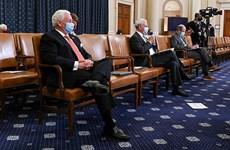Các nghị sỹ Mỹ lần đầu tiên được phép ủy quyền cho người khác bỏ phiếu