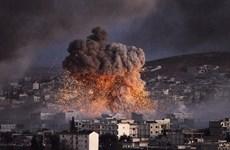 Cộng đồng quốc tế nỗ lực bảo vệ môi trường trong xung đột vũ trang