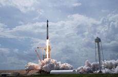 NASA-SpaceX hoàn tất chuyến bay lịch sử đưa người lên ISS