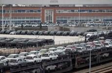 Ngành công nghiệp xe hơi Pháp bắt đầu có dấu hiệu phục hồi