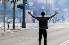 Mỹ: Hàng nghìn người người bị bắt giữ trong các cuộc bạo động