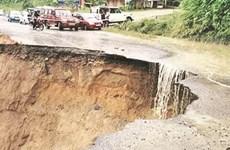 Ấn Độ: Lở đất khiến hàng chục người thiệt mạng tại bang Assam