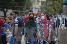Iran 'gồng mình' trước làn sóng bùng phát dịch bệnh COVID-19 mới