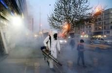 Iran tiếp tục ghi nhận hơn 3.000 ca mắc bệnh COVID-19 trong một ngày