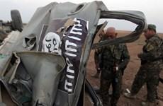 Liên quân chống IS không kích tiêu diệt hàng chục phần tử khủng bố