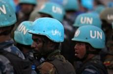Lực lượng gìn giữ hòa bình LHQ hỗ trợ các nước ứng phó với COVID-19