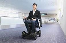 Nhật Bản ra mắt phương tiện vận chuyển hành khách tự động tại sân bay