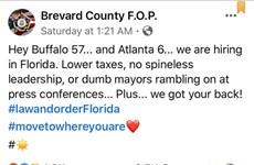 Cảnh sát Florida gây sốc khi tuyển mộ lại đồng nghiệp bị đuổi việc