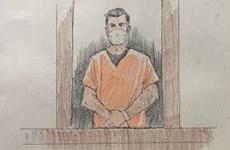 Cảnh sát giết hại George Floyd lần đầu tiên xuất hiện trước tòa