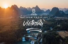 Chiêm ngưỡng vẻ đẹp hùng vĩ của đất nước Việt Nam từ trên cao
